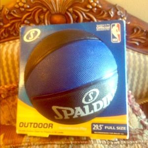 Spalding basketball new in box never opened